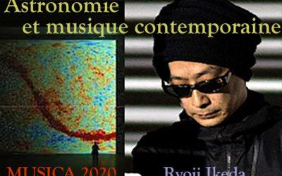 Astronomie et MUSICA 2020